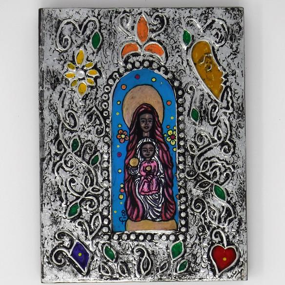 Virgen Montserrate