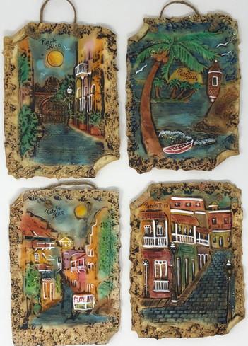 Ceramic Plaques