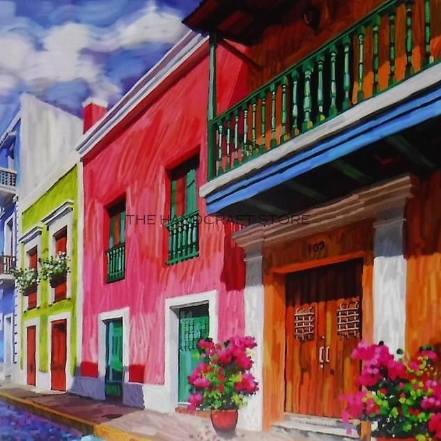 Calle San Sabatian - Sur