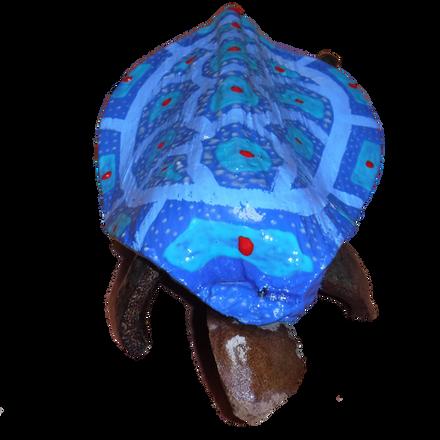 Glow In The Dark Sea Turtle