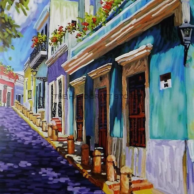 Calle Sol - Este