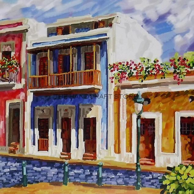Calle San Sabastian - Abajo