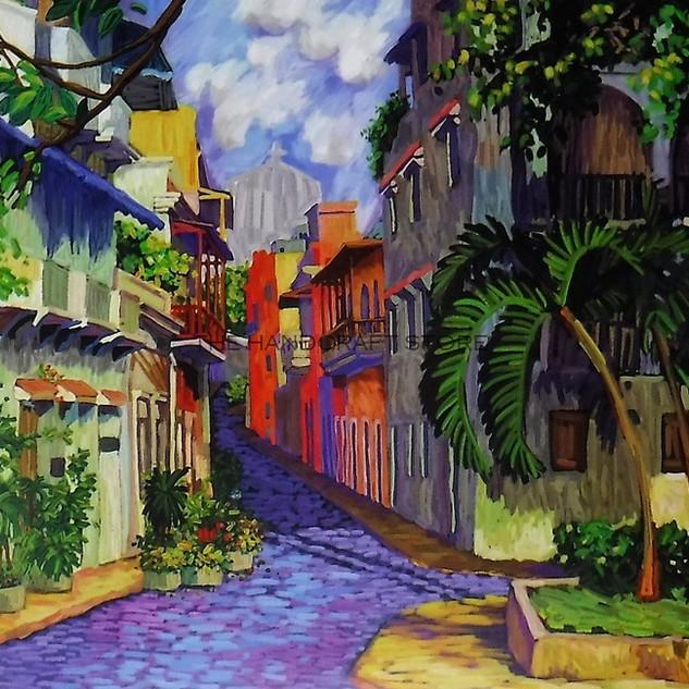 Calle de Las Monjas - Norte