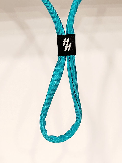 Tropical Teal - Hat Harness