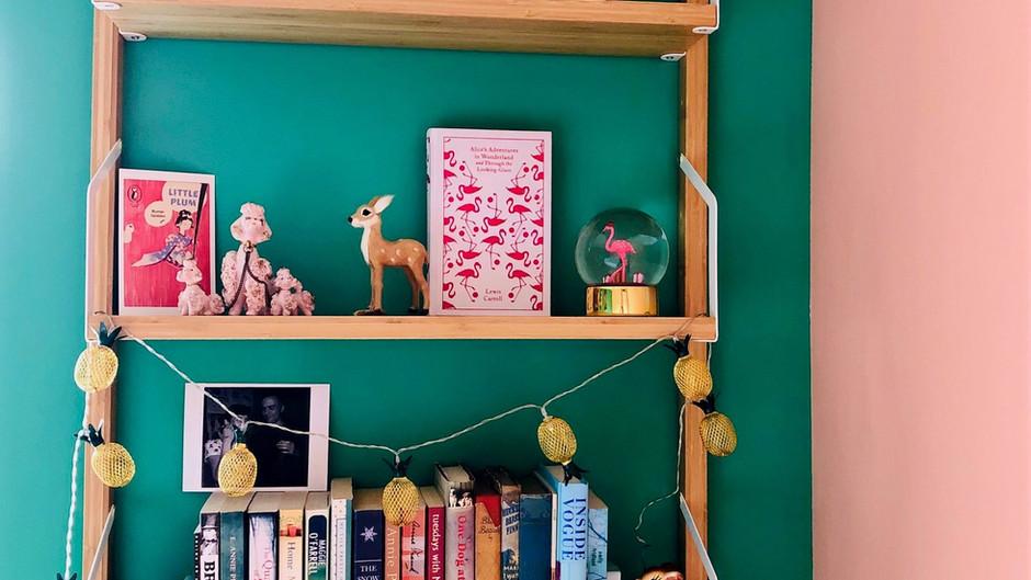 A Love Affair With Books