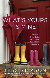 US - What's Yours Is Mine.jpg