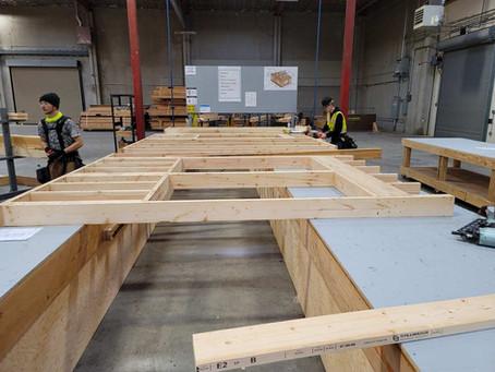 Top 5 Reasons To Use Prefab Wood Panels