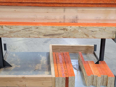 A Better Way To Build - Laminated Strand Lumber (LSL)