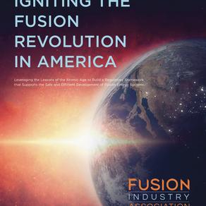 DOE/NRC/FIA Public Forum on a Regulatory Framework for Fusion