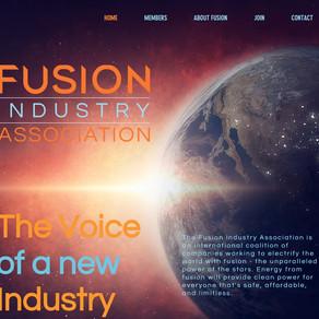 Fusion Industry Association Announces Launch