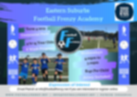 Eastern Suburbs Football Frenzy Academy