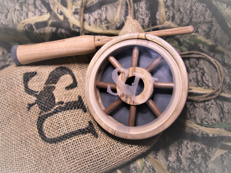 Maple Wagon Wheel