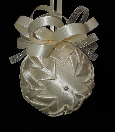 Quilted Keepsake Ornament