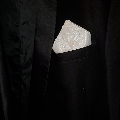 Heirloom Pocket Square