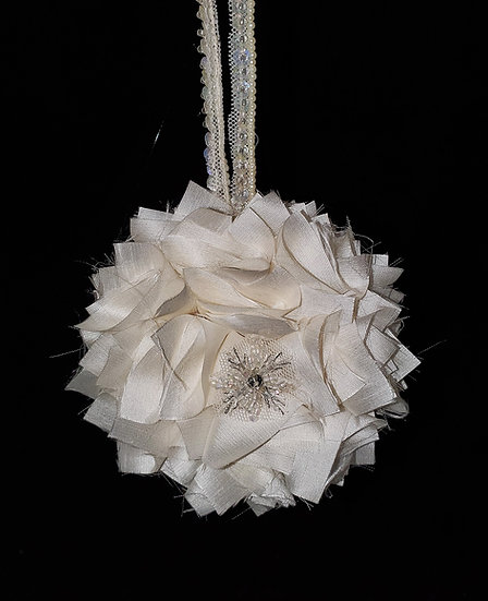 Shabby Chic Keepsake Ornament