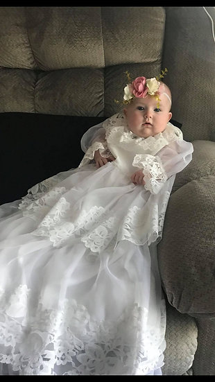 Heirloom Christening Outfits