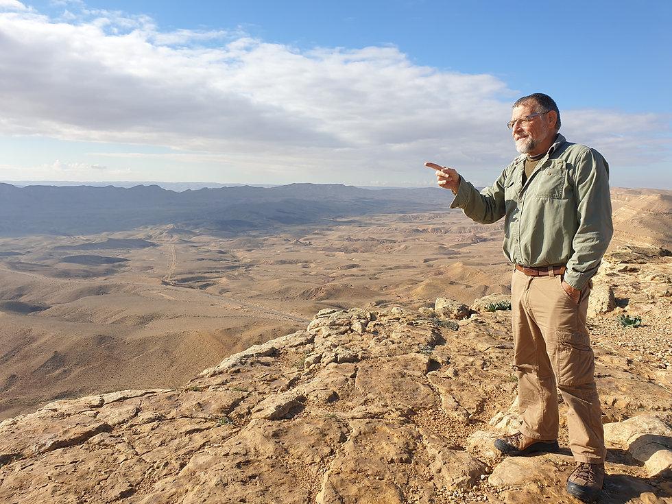 יעקב לימון - מורה דרך מוסמך בישראל - טיו