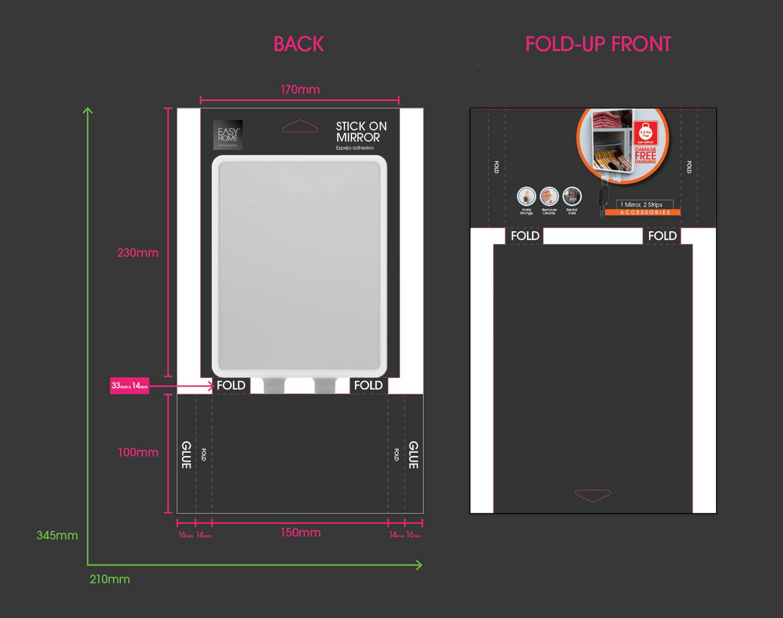 Packaging design for Aldi USA