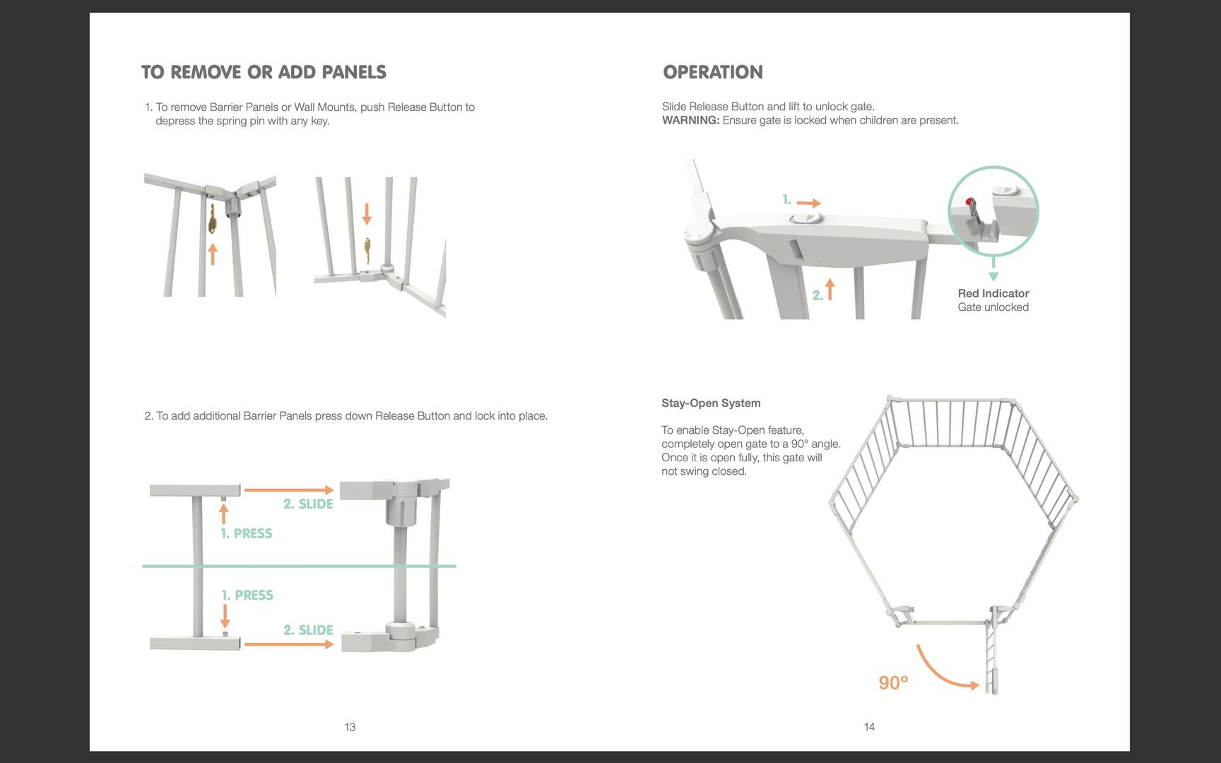 Brochure design for Aldi Australia