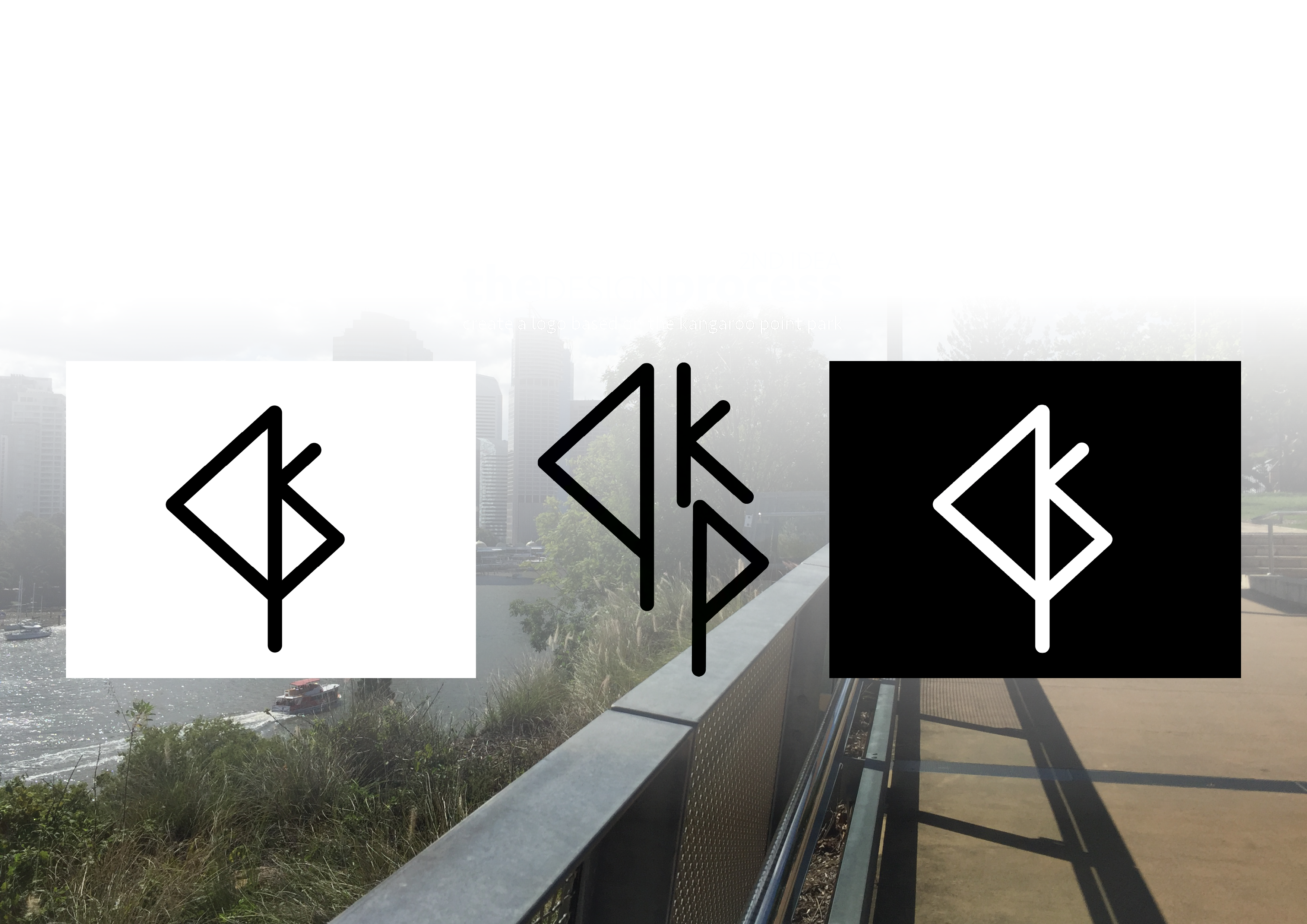 The composition of KPP logo