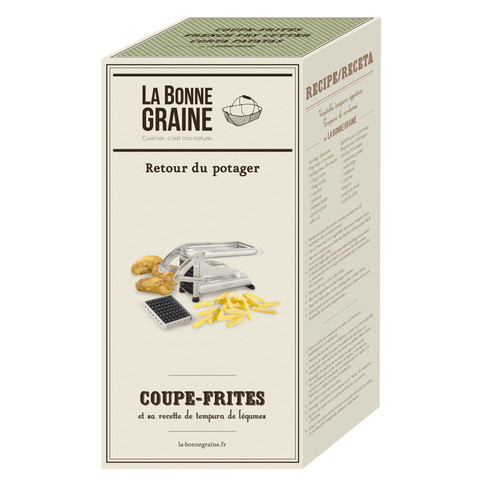 La Bonne Graine - Coupe frites