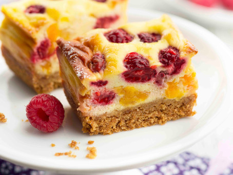 Vendredi, c'est cheesecake aux fruits
