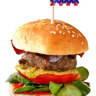 Kit mini-burger Gobel