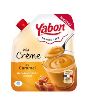 Ma crème - au caramel