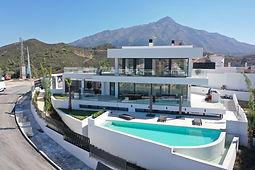 Villa Ampura Costa del Sol New villa Nieuwbouw woning