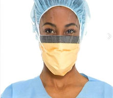 Mascherina anti virus in gomma naturale