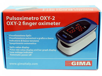 Pulsossimetro pulsoximetro Saturimetro G