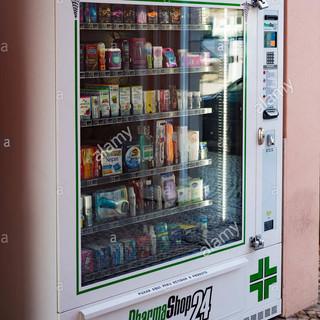 sarco srl distributore automatico farmacie