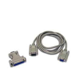 Cavo, PC, 25 Pin - 9 Pin, TxxP