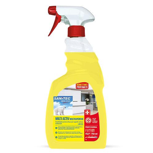 Sanitec Multi Activ 750 ml - Disinfettante