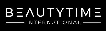 Logo beauty time strumenti per bellezza