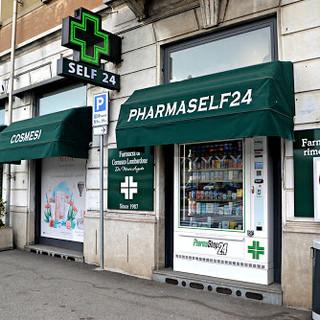 Distributore automatico farmacie pharmashop24 sarco srl