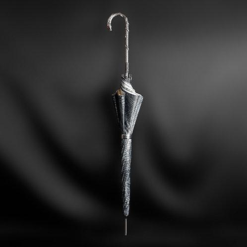 英式復古蛇紋雨傘