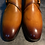 Thumbnail: Whisky Leathers Monk Strap Shoes DS892703