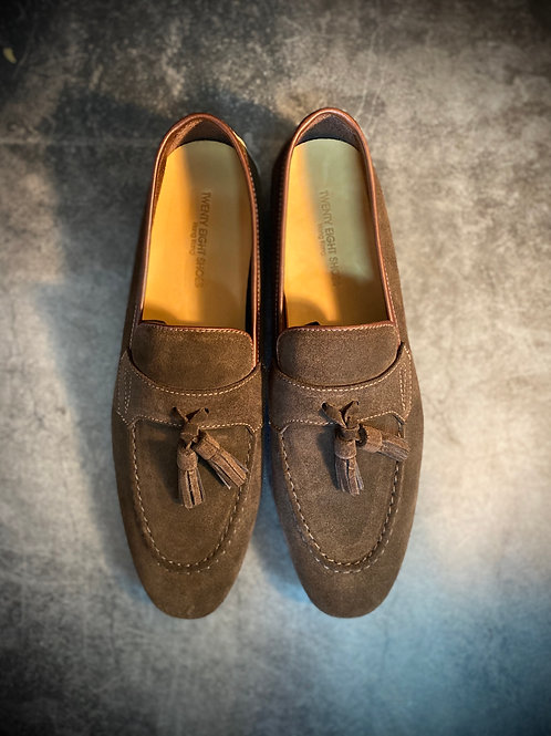 Port Vintage Leather Loafers BL603-1