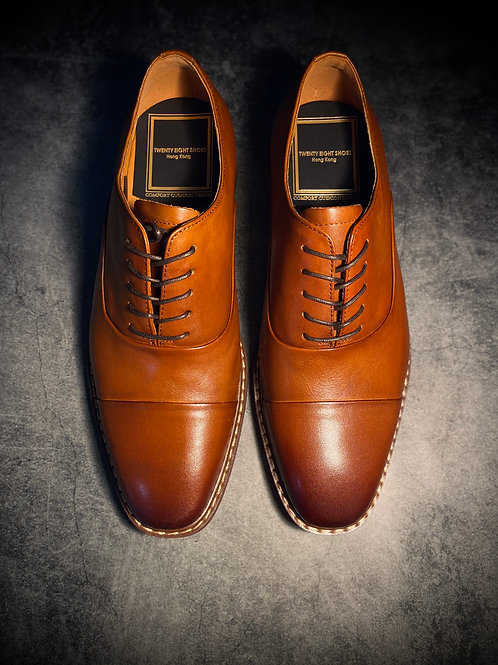 Soft Leathers Oxford Shoes DS9009