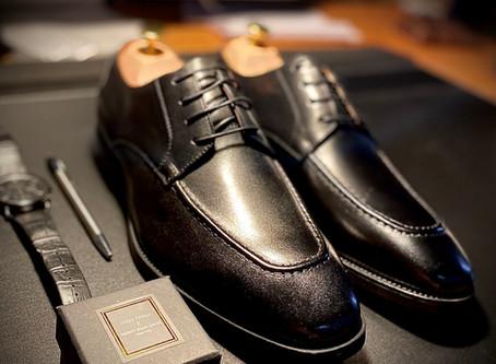 皮鞋:最好的身份象徵