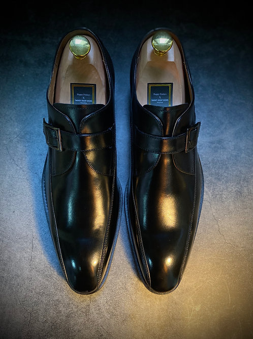 Galliano Leathers Monk Strap Shoes DS8988-21-22