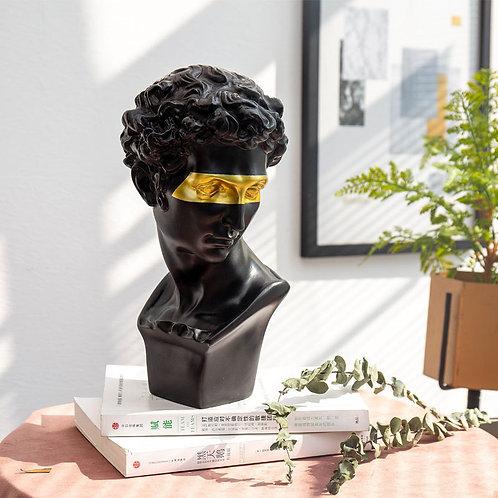 大衛雕塑工藝擺設