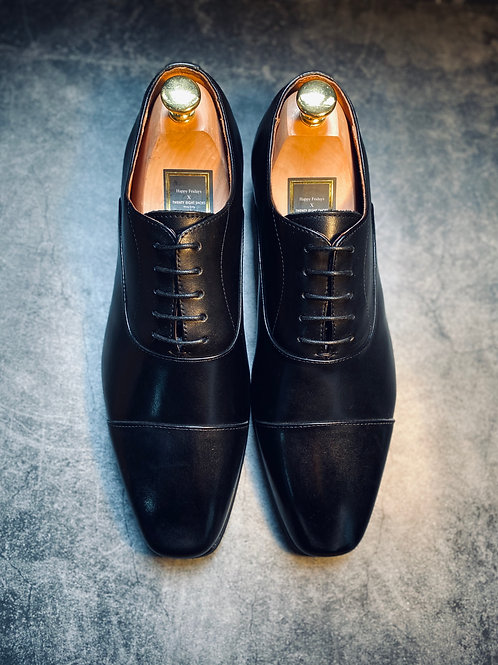 Business Cow Leather Oxford Shoes  201608-11