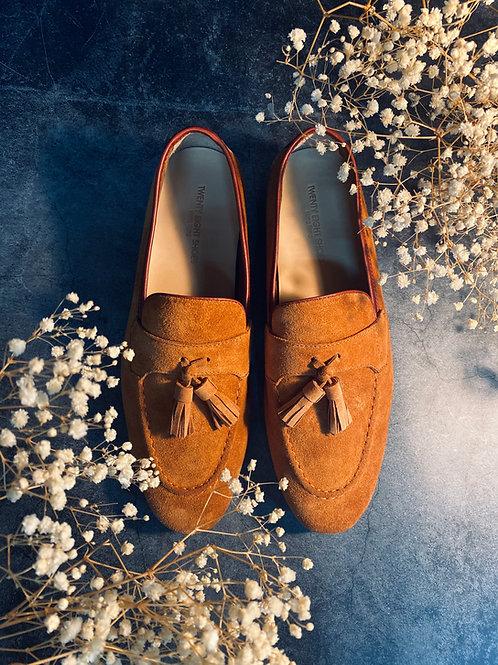 Port Vintage Leather Loafers BL603-1