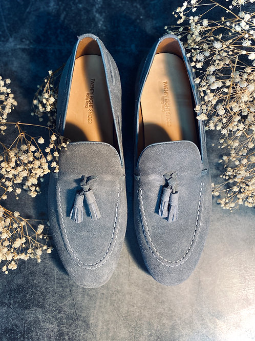 Port Vintage Leather Loafers BL021-9