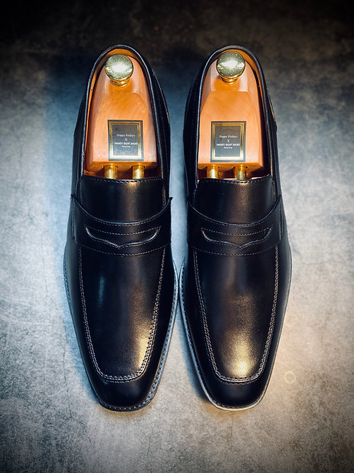 Business Leather Loafer DS8856-71-72