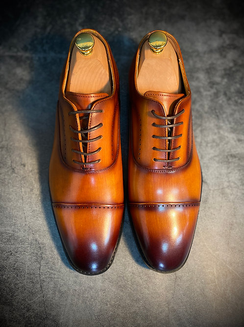 Whisky Vintage Handmade Leather Oxford 892105