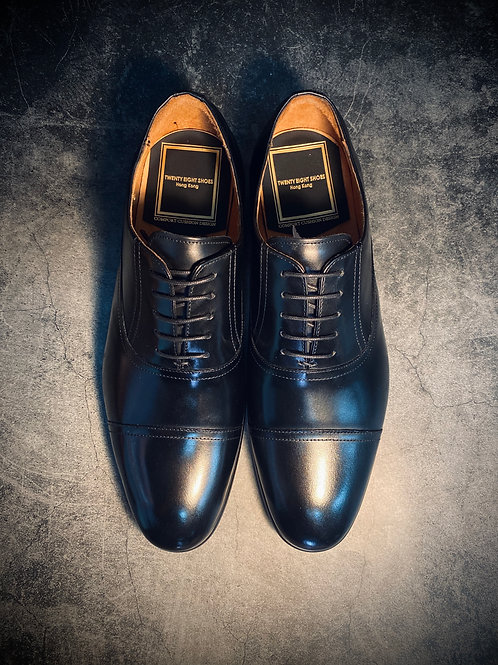 Business Cow Leather Oxfords MC1607