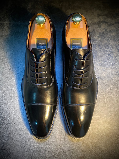 Slim Toe Leathers Business Oxford Shoes DS103